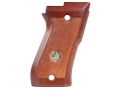 Beretta Factory Grips Beretta 87 Cheetah Wood Brown