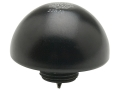 Monadnock Hindi Baton Cap 4130 Steel Alloy for use with Classic Fricition Lock Batons Black