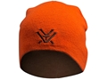 Vortex Reversible Logo Beanie Polyester Blaze Orange and Brown One Size Fits Most