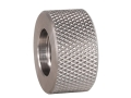 "Yankee Hill Machine Barrel Thread Protector Cap 1/2""-28 22 Long Rifle Bull Barrel Stainless Steel"