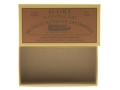 Cheyenne Pioneer Cartridge Box 45 Colt (Long Colt) Chipboard Package of 5