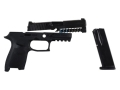Sig Sauer P250 Caliber X-Change Kit Sig Sauer P250 Compact 357 SIG with 13-Round Magazine