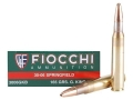 Fiocchi Extrema Ammunition 30-06 Springfield 165 Grain Sierra GameKing Hollow Point Boat Tail Box of 20