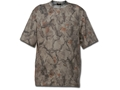 Natural Gear Men's T-Shirt Short Sleeve Cotton Natural Gear Natural Camo 2XL 50-53