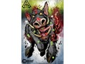 Caldwell ZTR Zombie Flake-Off Hog Target Package of 8