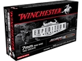 Winchester Supreme Ammunition 7mm Remington Magnum 160 Grain Nosler AccuBond
