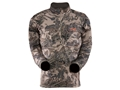 Sitka Gear Men's Traverse Zip-T Base Layer Shirt Long Sleeve Polyester