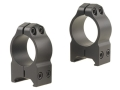"Thompson Center 1"" Maxima Weaver-Style Rings Matte Medium"