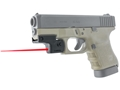 LaserLyte Lyte Ryder Red Laser Sight with Universal Rail Mount Polymer