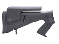 Mesa Tactical Urbino Tactical Stock System with Adjustable Cheek Rest & Limbsaver Recoil Pad Mossberg 930 12 Gauge Synthetic Black