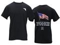 Glock 2nd Amendment T-Shirt Short Sleeve Cotton and Polyeste