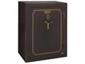 Stack-On Woodland Fire Resistant Gun Safe with Back-Lit Electronic Lock Brown Hammertone