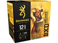 "Browning BXD Upland Ammunition 12 Gauge 3"" 1-5/8 oz #5 Shot"