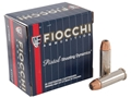Fiocchi Extrema Ammunition 357 Magnum 158 Grain Hornady XTP Jacketed Hollow Point Box of 25