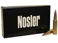 Nosler E-Tip Ammunition 308 Winchester 150 Grain E-Tip Lead-Free Box of 20