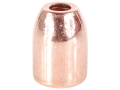 HSM Custom Bullets 40 S&W (400 Diameter) 165 Grain Plated Hollow Point Box of 500