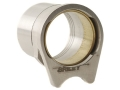 "Briley Drop-In Spherical Barrel Bushing with .583"" Ring 1911 Government Stainless Steel"