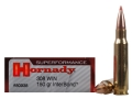 Hornady SUPERFORMANCE Ammunition 308 Winchester 150 Grain InterBond Boat Tail Box of 20