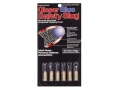 Glaser Blue Safety Slug Ammunition 32 ACP 55 Grain Safety Slug Package of 6