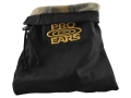 Product detail of Pro Ears Custom Earmuff and Hearing Protection Carry Bag Twill Black