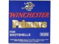 Winchester Primers #209 Shotshell Case of 5000 (50 Boxes of 100)