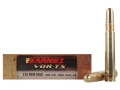 Barnes VOR-TX Safari Ammunition 416 Remington Magnum 400 Grain Banded Solid Round Nose Box of 20