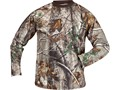 Rocky Men's SilentHunter T-Shirt Long Sleeve Polyester Realtree AP Camo Large 42-44