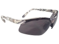 Radians Polarized Revelation Max-4 Camo Shooting Glasses Smoke Lens