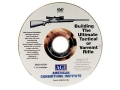 American Gunsmithing Institute (AGI) Video &quot;Building the Tactical or Varmint Rifle&quot; DVD