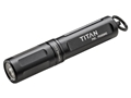 Surefire Titan Keychain Light LED with 1 AAA Battery Aluminum Black