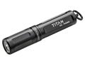 Surefire Titan Keychain Light LED with 1 AAA Battery Aluminum Black