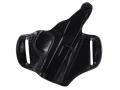 DeSantis Thumb Break Scabbard Belt Holster Right Hand Colt Pocketlite, Mustang, Pony Leather
