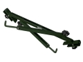 Double Bull Blind Accessory Holder Steel Green