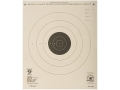 Hoppe&#39;s Timed and Rapid Fire Target 50&#39; Pistol Package of 20