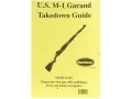 Product detail of Radocy Takedown Guide &quot;U.S. M1 Garand&quot;