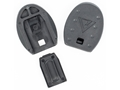 Vickers Tactical Magazine Floor Plates S&W M&P Full Size 9mm Luger, 40 S&W, 357 Sig Polymer Package of 5