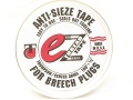 Thompson Center EZ-Thread Anti-Seize Black Powder Breech Plug Tape 1/2&quot; Wide 100&quot; Long