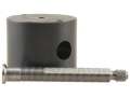 RCBS Uniflow Powder Measure Cylinder Assembly Small- Blemished