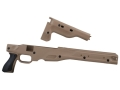 Product detail of Victor Company Viperskins Accuracy International Chassis System (AICS) Short Action 2.0 Dark Earth
