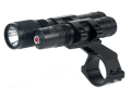 BSA Stealth Tactical Red Laser Sight and Flashlight Kit with Rimfire, Weaver-Style and 1&quot; Scope Ring Mount Matte