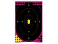 """Birchwood Casey Shoot-N-C Pink Target 12"""" x 18"""" Silhouette Package of 12"""