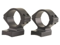 "Talley Lightweight 2-Piece Scope Mounts with Integral 1"" Rings Browning A-Bolt, Steyr Pro Hunter Matte Low"