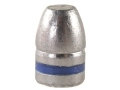 Product detail of Meister Hard Cast Bullets 38 Caliber (357 Diameter) 125 Grain Lead Flat Nose Box of 500