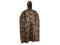 Product detail of Military Surplus Swiss Wet Weather Poncho Swiss Camo