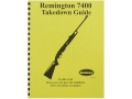 "Radocy Takedown Guide ""Remington 7400"""