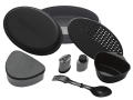 Product detail of Primus Camping Meal Set Poylmer Black