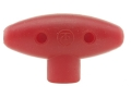 Thompson Center Palm Saver T-Handle Bio-Flex Red