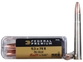 Product detail of Federal Premium Cape-Shok Ammunition 9.3x74mm Rimmed 286 Grain Swift A-Frame Box of 20