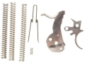Power Custom Hammer and Trigger Kit with Wolff Spring Kit Ruger Single Action Bisley-Style Stainless Steel