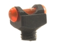 "Marble's Expert Shotgun Front Bead Sight .094"" Diameter M3x0.5 Thread .100"" Shank Fiber Optic Orange"